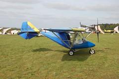 G-CBLH Raj Hamsa X Air [BMAA HB 182] Popham 020509