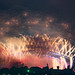 SydNYE 2018 fireworks