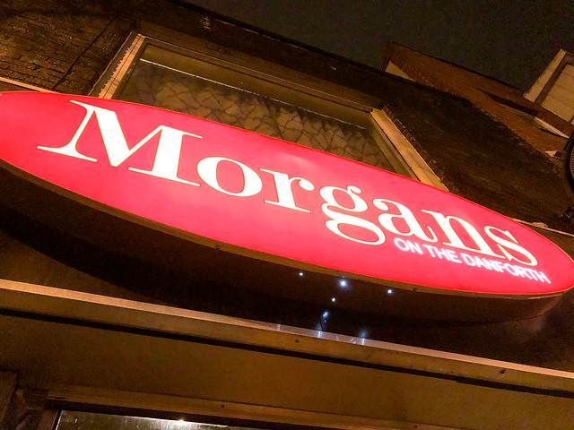 Morgan's On The Danforth Restaurant Review