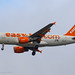 OE-LKH - 2006 build Airbus A319-111, inbound to Manchester (ex G-EZAY)