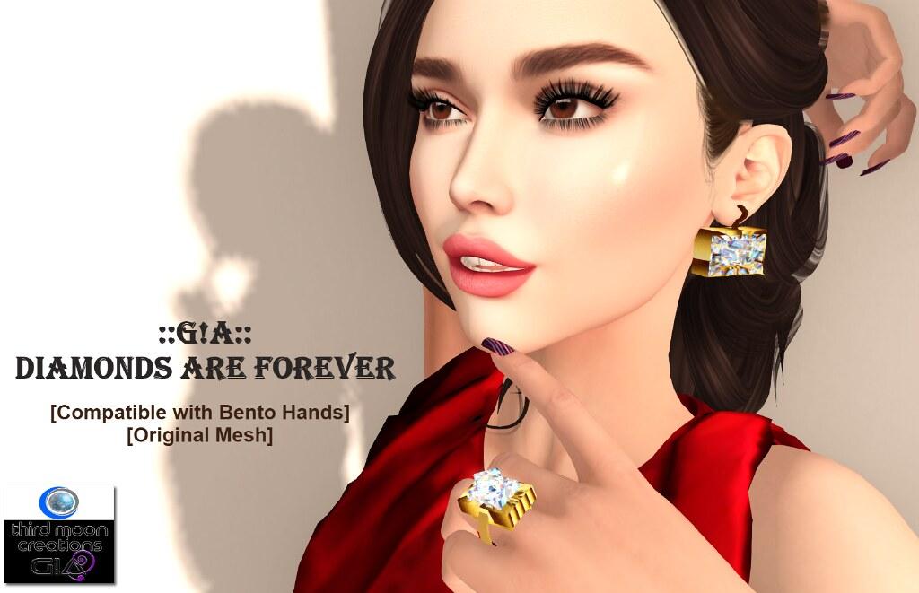 Diamonds are forever Vendor - TeleportHub.com Live!