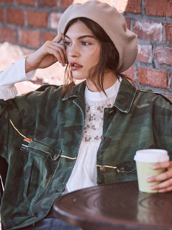 beret trend accessory fashion style winter 2018 boina accesorio tendencia invierno09