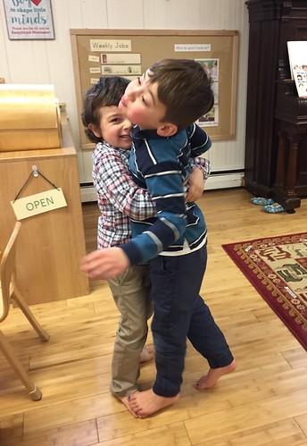 hugs for a friend