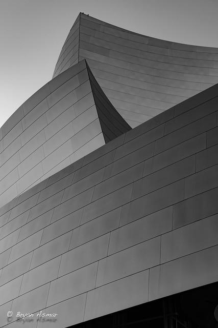 Disney Concert Hall DTLA Los Angeles