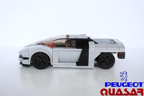 Peugeot Quasar 4 Left