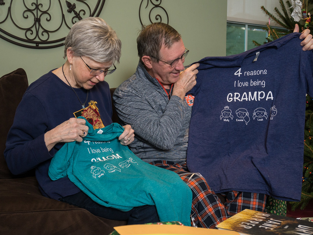 Grandparent shirts