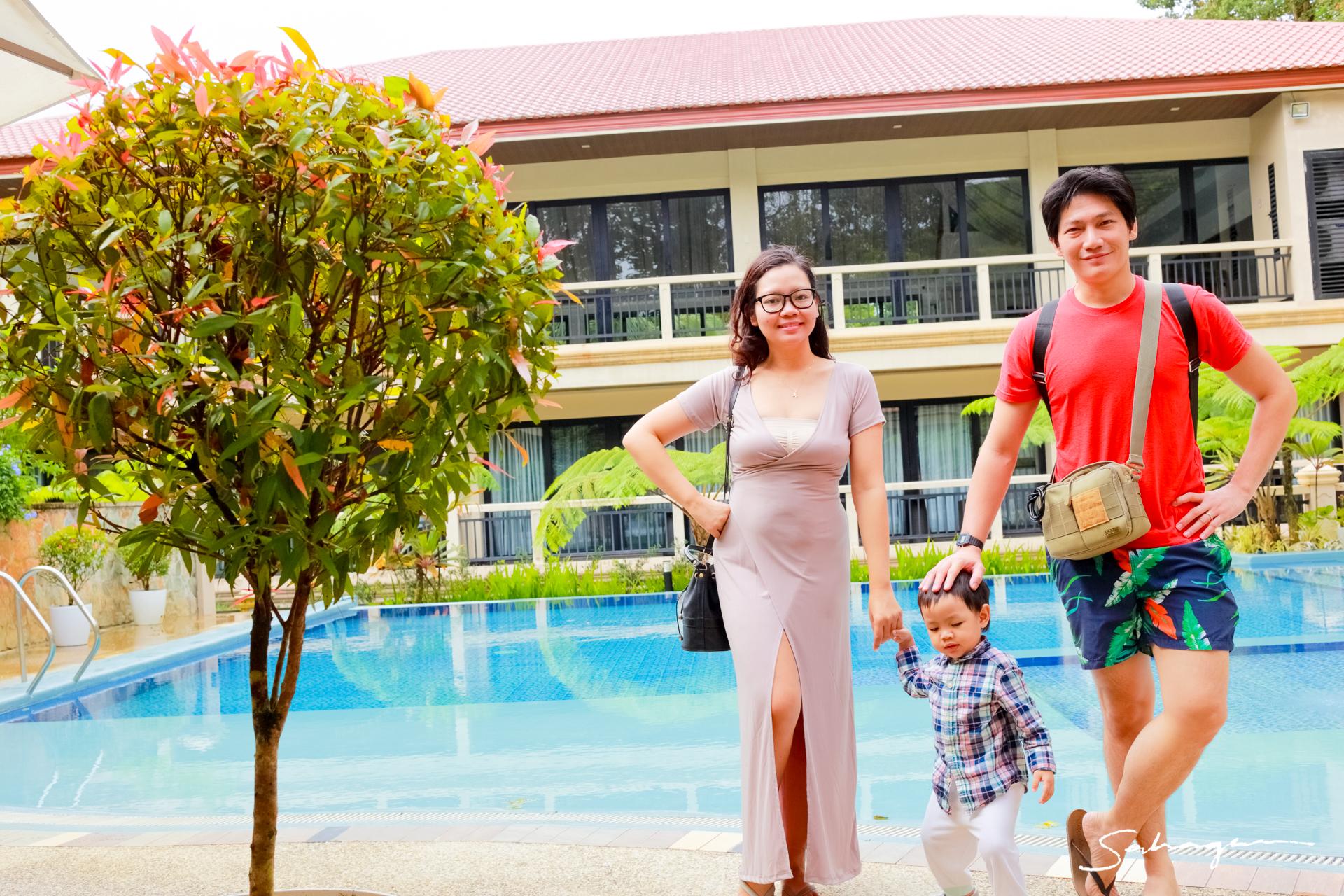 At Hillcreek Gardens Tagaytay