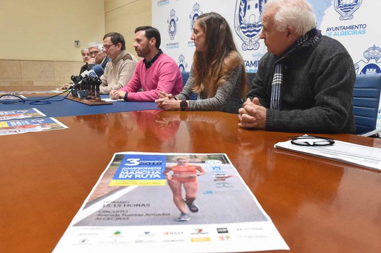 RUEDA DE PRENSA PRESENTACIÓN CAMPEONATO DE ANDALUCÍA DE MARCHA2
