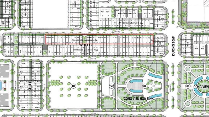 CityLand Park Hills mở bán dãy nhà phố L17