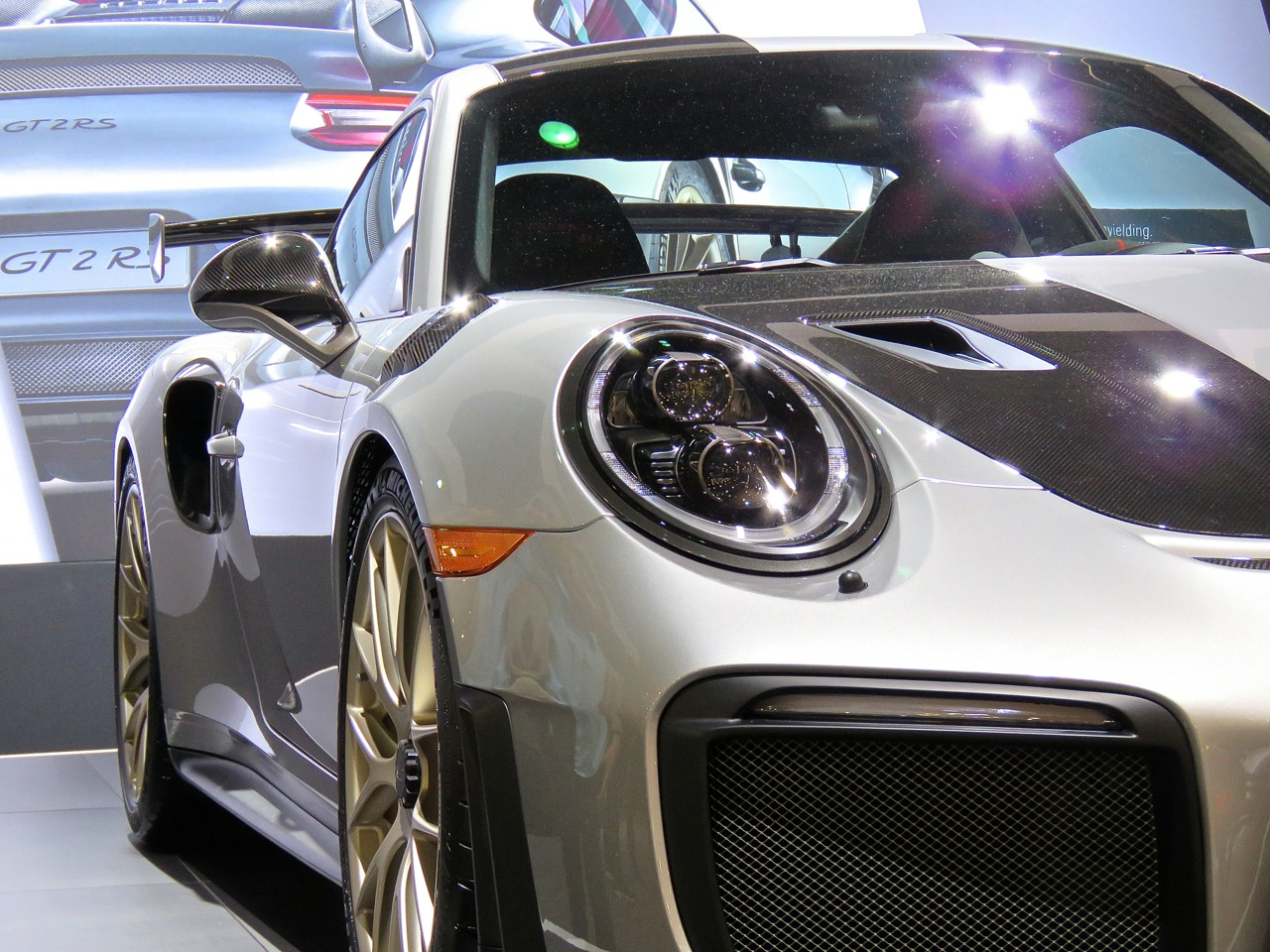Porsche 991.2 GT2 RS Philly 2
