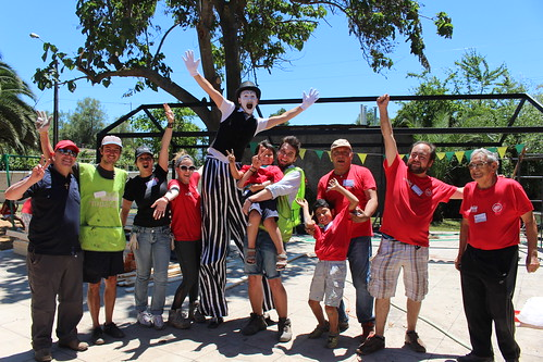 Plaza El Encuentro I San Fernando I Clientes Santa Isabel