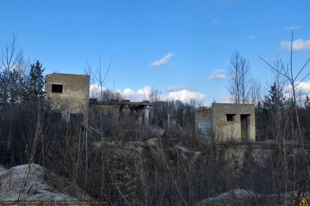 Сміттєспалювальний завод-недобуд на Троєщині