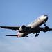 N734AR Boeing 777-323(ER), American Airlines, Heathrow, London