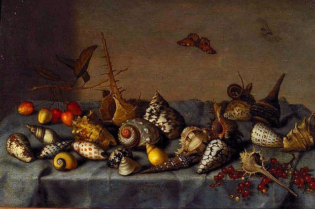 Jacques Linard, 'Still Life with Seashells', circa 1649, oil on canvas