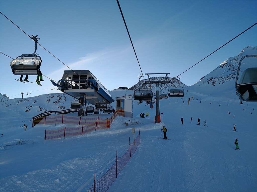 Hainbachkar and Silberbrünnl chairlift
