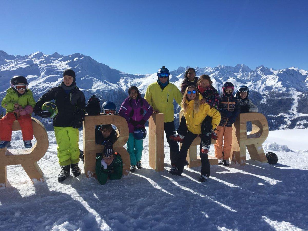 Ski Trip Verbier 2018