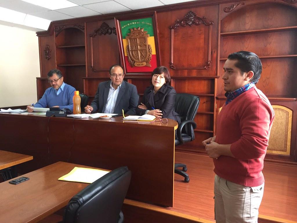 Prefectura atiende pedidos de las comunidades