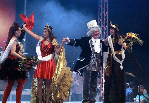 Kraljica Riječkog karnevala 2018. Iva Ciceran
