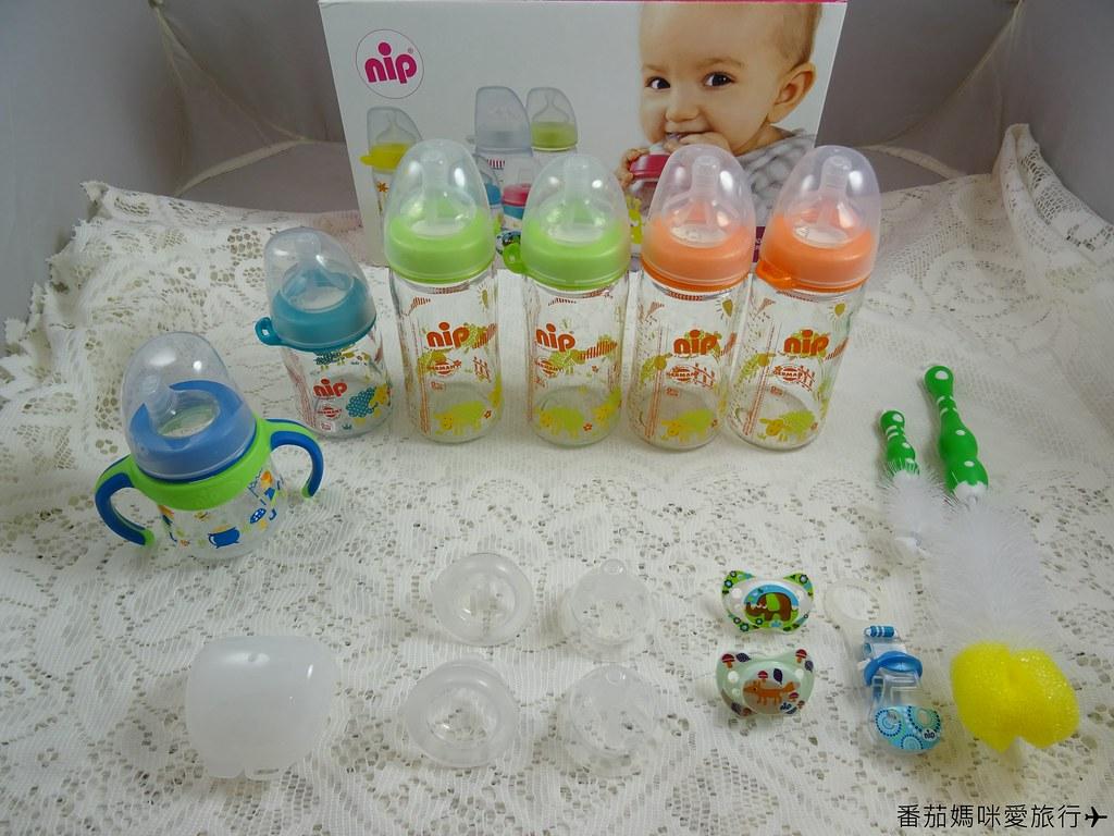 nip 德國防脹氣玻璃奶瓶 (3)