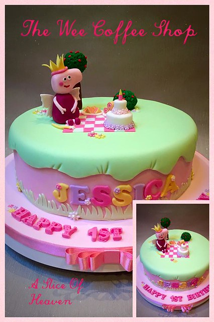 Cake by A Slice Of Heaven - Cakes & Bakes
