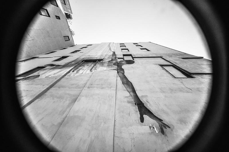 Walk In New York - Manhattan - Street Art - JR (3)