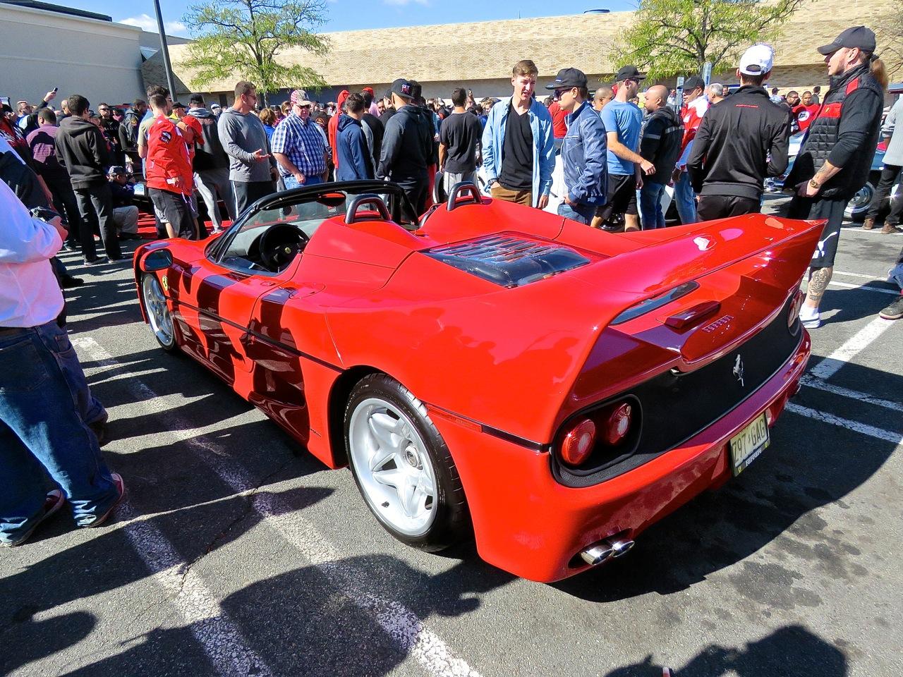 Ferrari F50 Cars and Caffe 4