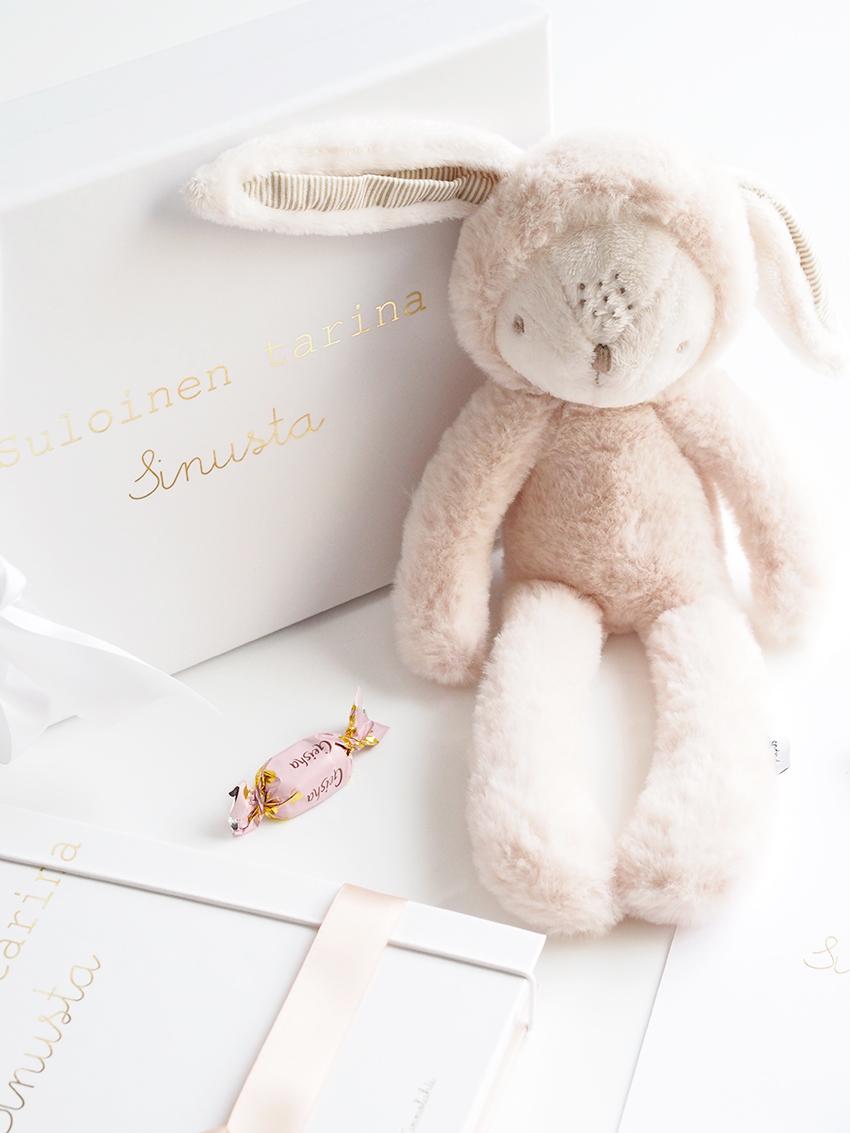 PikkuVanilja vauvakirja suloinen tarina sinusta blogi 13