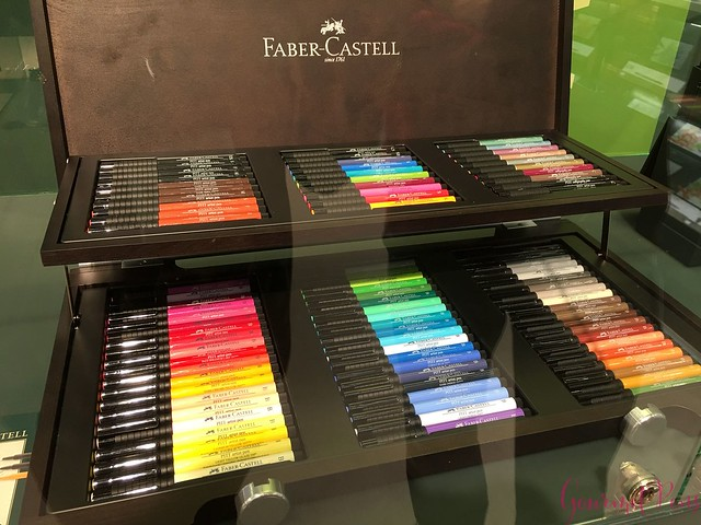 Field Trip Insights X Stationery:Trade Show @FaberCastell @InsightsExpo 13