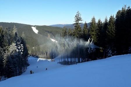 Aktuálně: české hory opět zasněžené