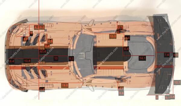 Dodge Viper ACR - Top overlay