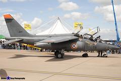 E47 314-TR - E47 - French Air Force - Dassault-Dornier Alpha Jet E - RIAT 2007 Fairford - 070714 - Steven Gray - IMG_6459