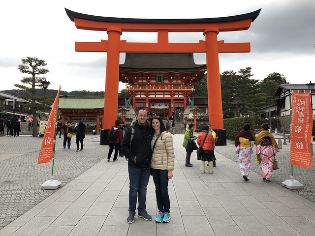 In front of shrine 2