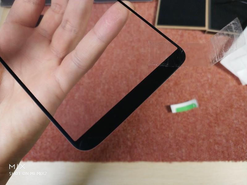 OnePlus 5T ケース 保護ガラス (3)