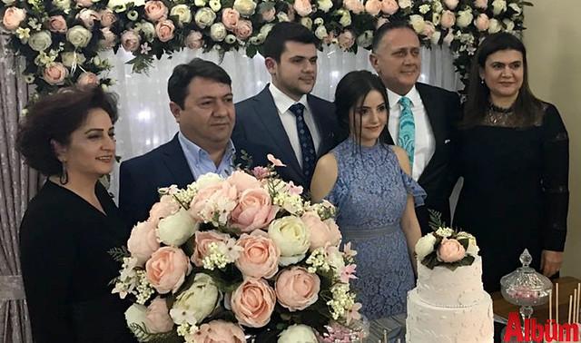 Avukat Fadime Toktaş ile Av. Öner Efe Sına nişanlandı
