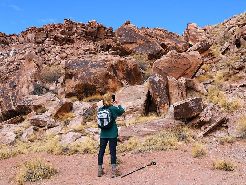 IMG_8032 Guided Off the Beaten Path Hike: Petroglyph Mesa
