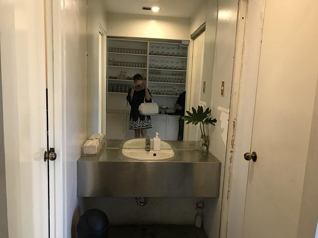 Commune Cafe, Toilet