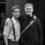 Tue, 23/01/2018 - 10:18pm - Glen Hansard performs for WFUV Public Radio at The Sheen Center for Thought & Culture in New York City, 1/23/18. He invited David Keenan along. Hosted by Carmel Holt. Photo by Gus Philippas/WFUV.