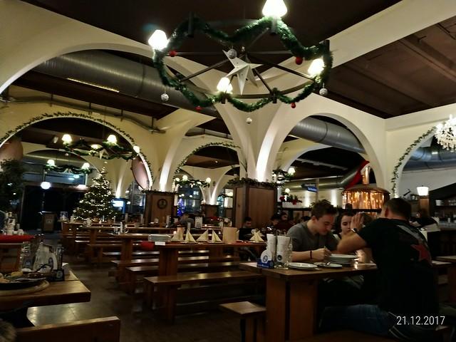 Cervejaria HB, em Berlim.