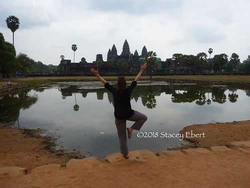 Heat and humidity in Angkor Wat, Cambodia. From Through the Eyes of an Educator: Nature's Elements