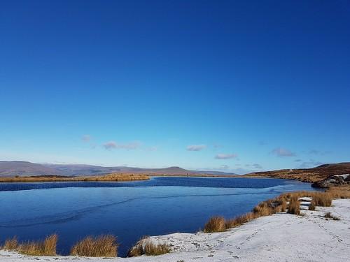 A frozen Keeper's Pond. (threejumps)