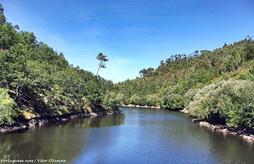 Rio Alfusqueiro - Portugal 🇵🇹
