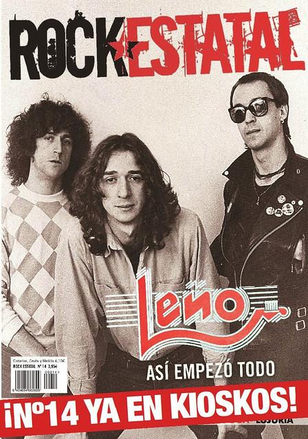 Leño -01- Portada rock Estatal 14