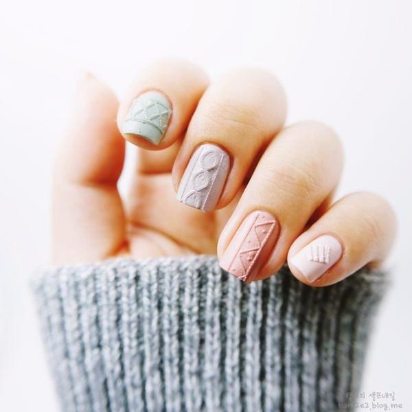 Tough Paint Nail Art 2018 – Nails Designs For Teens - Tough Paint Nail Art 2018 - Nails Designs For Teens