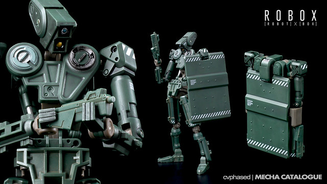 1000toys - 1/12 Scale ROBOX BASIC