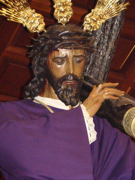 Real, Muy Antigua, Ilustre y Fervorosa Hermandad de Nuestro Padre Jesús Nazareno, Maria Santísima de los Dolores y San Juan Evangelista (Jesús).