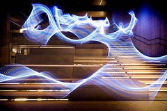 2018 009 - Brabantdam - Graffiti Lights - Bert Vanstaen - Tegenlicht 02