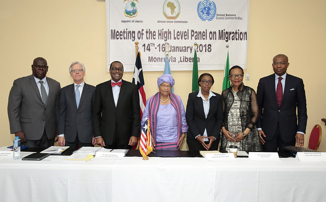 Meeting of High Level Panel on Migration