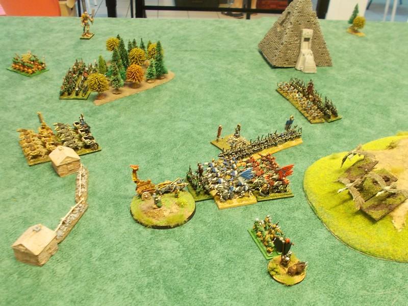 [Khemri vs Orcs & Gobs] 1500 pts - Le réveil de la pyramide 24898947397_2a6164208c_c
