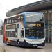 Stagecoach 19636 MX59KJO Altrincham Interchange 11 January 2018