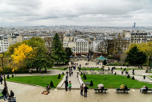 Paris desde Montmartre